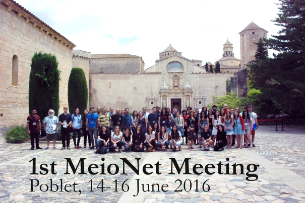 1st MeioNet meeting picture