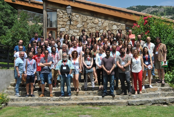 Group Photo MeioNet 2017.